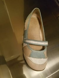 Mudd shoes size woman 9.5 worn once