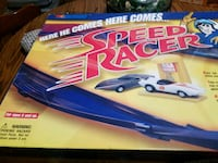 OLD SPEED RACER RACE TRACK Smithsburg, 21783