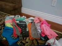 Girls shirts size 6 7 and 8 Clinton, 84015