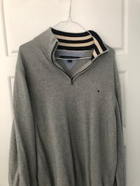 tommy hilfigher sweater