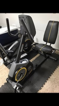 Golds Gym Stationery Bike Woodbridge, 22193