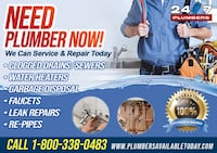 Plumber On-Call: Service Available 24Hrs: Quality Plumbing; Affordable Sterling