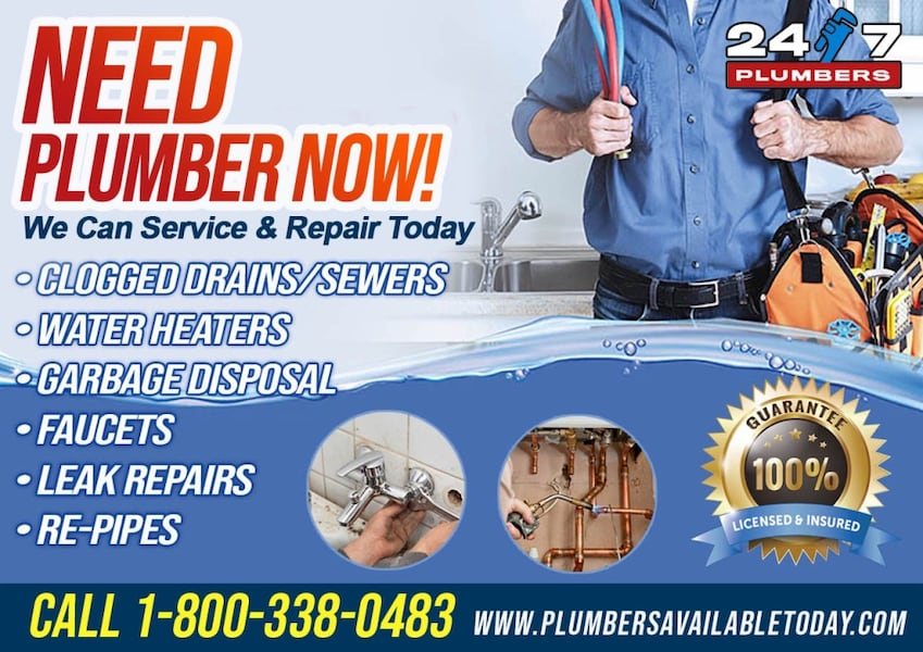 Need A Plumber? We Fix Any & All Plumbing |Quality Service; Affordable 3751bf41-6e9f-4ada-8d8d-290d8ded7180