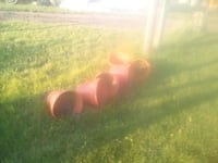 Vintage hand made red Clay pots from Germany Spruce Grove, T7X 3Y8