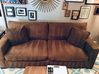 Crate and Barrel Axis Sofa Set Great Falls