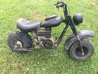 Black and gray mini bike Saint James, 70086