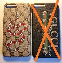 Capa gucci Iphone 7/8 plus Lisboa, 1600-196