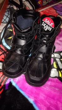 Polo Boots size 5