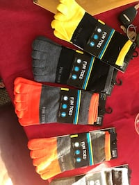 Five pair of fun toes socks 2.00 a pair great buy !!new Woodbridge, 22191