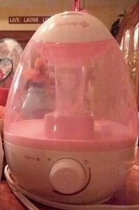 Safety 1st baby PINK Humidifier