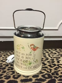 Candle Jar Warmer 26 Oz Large NEW