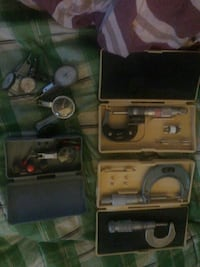 Lot of manufacturing inspection equipment