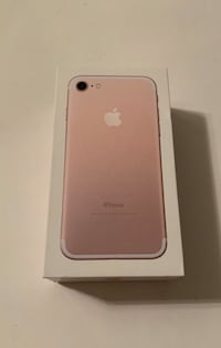 iphone 7 (rose gold) Pickering, L1V 6X9