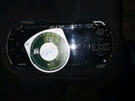 Psp with grand theft auto