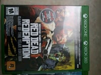Xbox 360 Grand Theft Auto Five game case Barrie, L4M 2S3