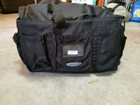 Two black police/gym bags