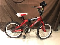 red and black BMX bike Toronto, M6P 3V7