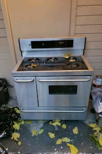 gray and black gas range oven Martinez, 94553
