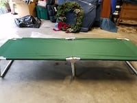 Camping Cot with bag Fairfax
