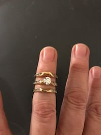 Engagement ring and 2 bands Fallston, 21047