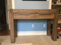 Structuretube Frankfort console table or small desk  Toronto, M5R 1P8