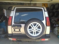 Land Rover - Discovery - 2003 London