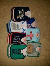 $3 bibs (pack of 3) Gaithersburg, 20877