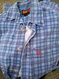Ariat FR Work flannel long sleeve sz M Fort Collins, 80524