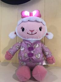 "12"" Disney Doc McStuffins Singing Sleepie Time Lambie Plush Gaithersburg, 20878"