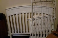 Baby crib 3 stages to toddler bed Gastonia, 28052