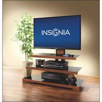 "Insignia Waterfall TV Stand for TVs Up To 50"" (NS-3IN1MT50C-C) Angus"