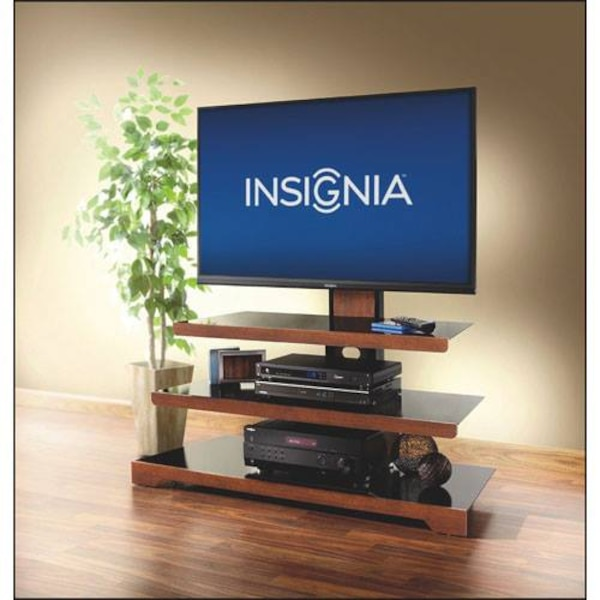 "Insignia Waterfall TV Stand for TVs Up To 50"" (NS-3IN1MT50C-C) 0e8d30db-92a8-4fd9-9afd-773702272465"