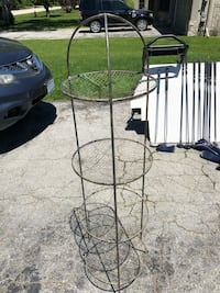 Wire Fruit Stand