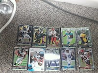 football cards 50cents each Lubbock, 79423