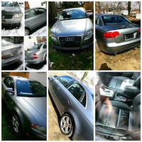 Audi - A8 - 2007 Forest, 24551