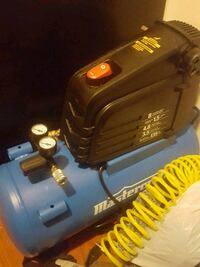 black and yellow power tool