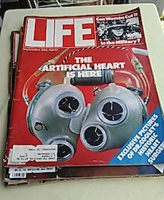 Life the artificial heart is here magazine