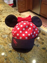Brand New Minnie Mouse Hat Fountain Valley