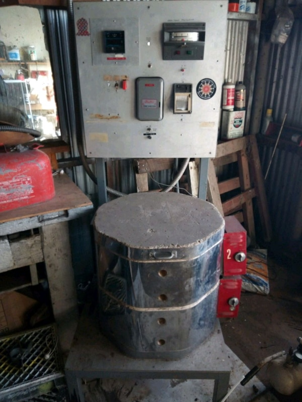 Used Pipe making Electric Glass Kiln