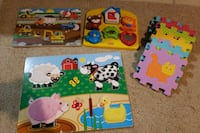 Assorted puzzles Warrenton