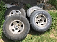 Four Used Tires Martinsburg, 25404