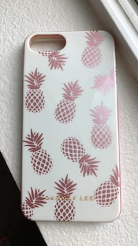 White and pink floral iphone case Renton, 98058