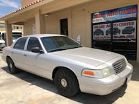 Ford - Crown Victoria - 2005 Indio