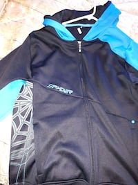 Spyder hoodie mens size small