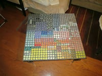 Beautiful coffee table with beer caps Chicago, 60603