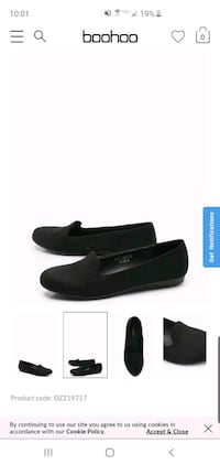 Loafer flats size 10 Town 'n' Country