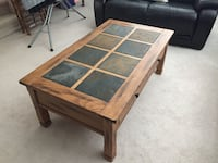 coffee table & end table St Albert