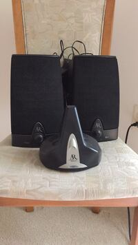 Audiovox AW871 Stereo Speakers Mc Lean, 22102