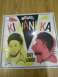 Michael Kiwanuka - Out Loud Plak Pop Lp 19 Mayıs Mahallesi, 34360