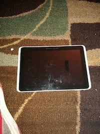 HP Tablet .11 inch screen Android version 4,0